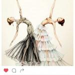 Valentino Ballet Dancers