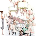 Langham High Tea with Girls lores