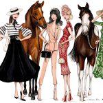 Malvern Hoarding Illustration Three lores
