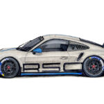 Porsche Live Illustration 922 GT3 Cup Car lores